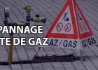 Dépannage fuite de gaz