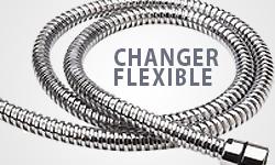 Changer un flexible