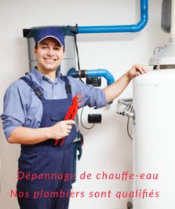 Dépannage chauffe-eau Paris par plombier paris 4