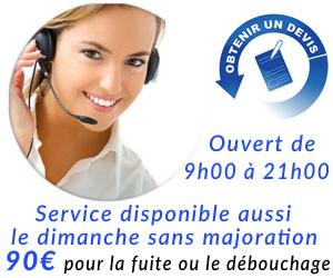 Plombier Paris 9 à  votre écoute