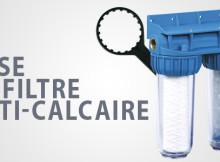 filtre anti-calcaire
