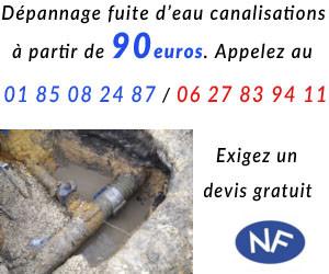 Garder en bon état vos canalisations sur Paris 19