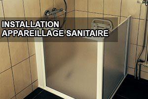 Appareillage sanitaires pour handicapés