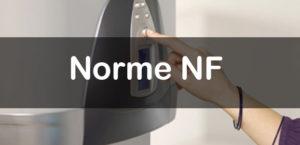 la norme NF