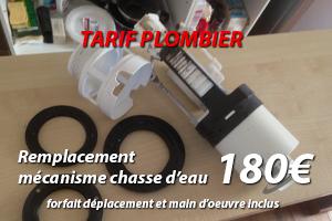Plombier pas cher Paris 19 disponible 24h/24 et 7j/7 sur la ville et ses environs