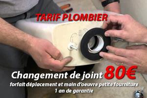 Service de plomberie à petit prix sur le 75019