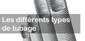 Différents types tubage  de conduit de cheminee
